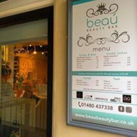 Beau Beauty Bar | Huntingdon First