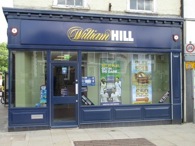 Nailsea betting shops huntingdon over and under betting rules in texas