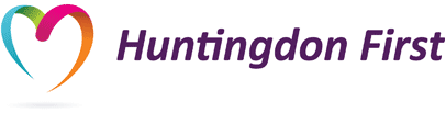 Huntingdon First logo