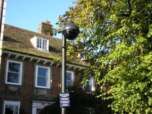 CCTV camera 2
