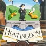 huntingdon sign 2