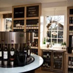 The Old Bridge Wine Shop & Enomatic tasters