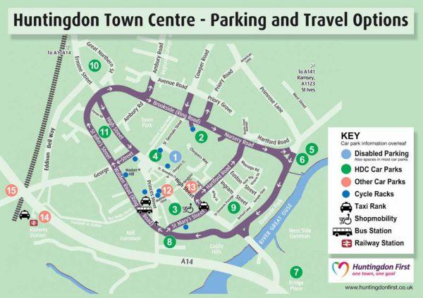 0516 Huntingdon Parking map May 16 2 (Large)