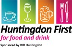 0314 huntingdon first food and drink logo