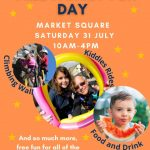 31 JULY 2021 - Family Fun Day