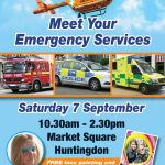 'Meet your Emergency Services' Day