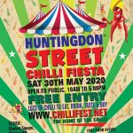 "Huntingdon's 5TH ""Street Chilli Fest"""