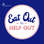 Eat Out to Help Out - 3 to 31 August