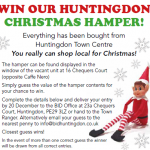 Huntingdon Christmas Hamper Competition