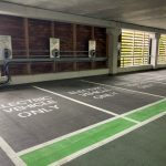 ELECTRIC VEHICLE CHARGING POINTS IN HDC CAR PARKS