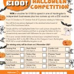 Halloween Competition - WIN £100